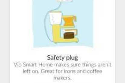 Vip Smarthome uticnica 5 - Vip Smart Home TEST