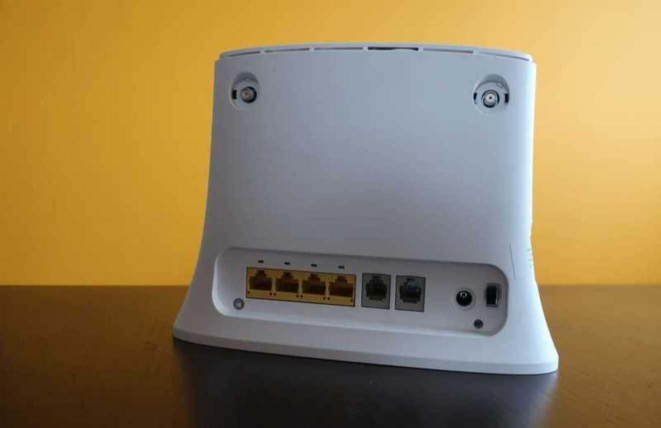 Vipnet Homebox 5 - Homebox ZTE MF283+ TEST