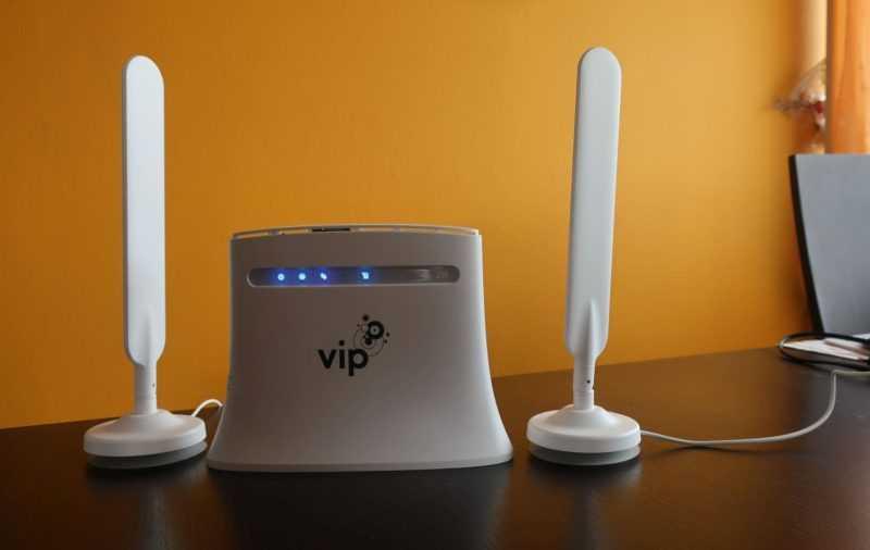 Vipnet Homebox 7 - Homebox ZTE MF283+ TEST