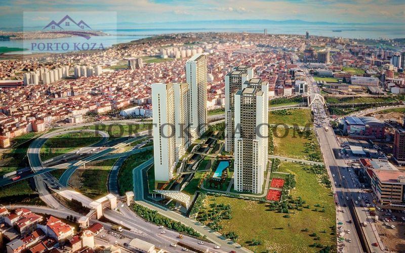 صور مجمع ان لوجو اسطنبول (NLogo İstanbul) ، إسنيورت ، اسطنبول | بورتوكوزا العقارية