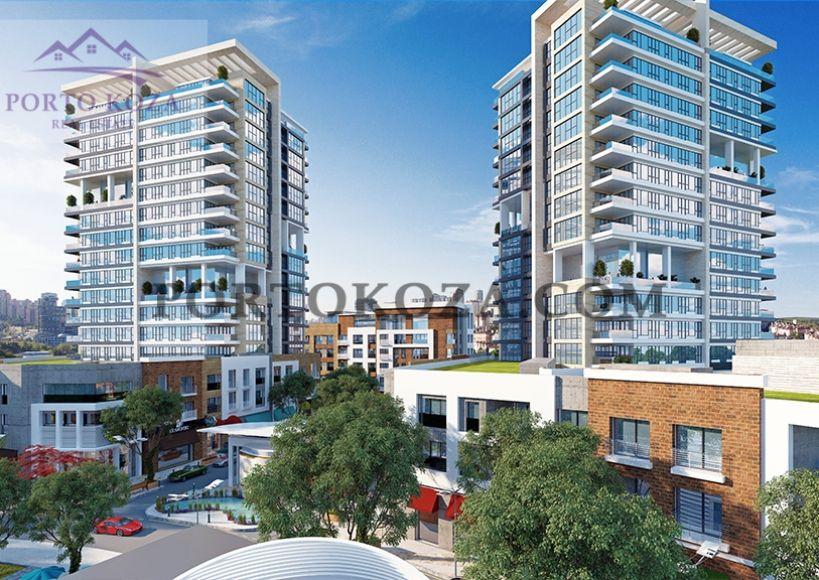 شقق للبيع والاستثمار في اسطنبول تركيا والحصول على الجنسية التركية