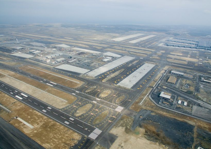 مطارات اسطنبول تستقبل 100 مليون مسافر خلال العام 2018!