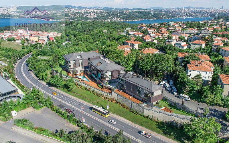 صور مجمع كينت استينيه Qent İstinye ، سارير ، اسطنبول | بورتوكوزا العقارية