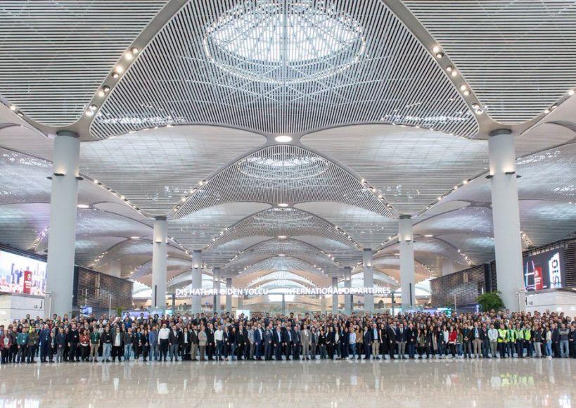 الهجرة الكبرى: نقل مطار أتاتورك إلى مطار إسطنبول الجديد