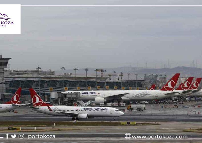 من بين أفضل مطارات العالم يعتبر مطار صبيحة الدولي في المرتبة 29 عالمياً
