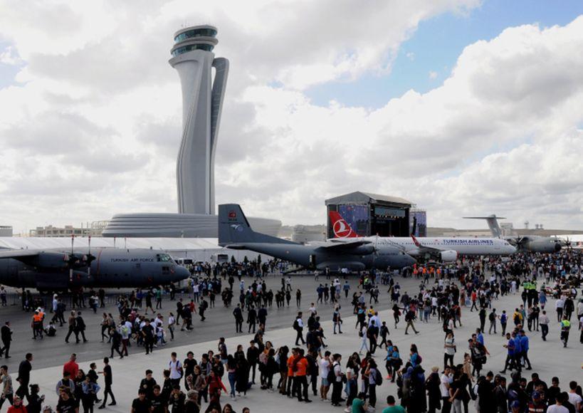 مطار إسطنبول مستعد لأوّل عيد فطر منذ افتتاحه