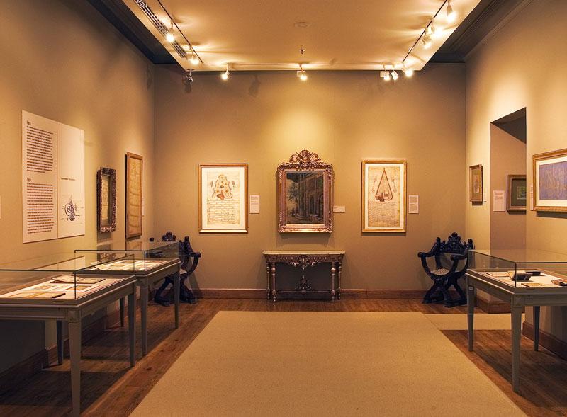 متحف Sakıp Sabancı Museum