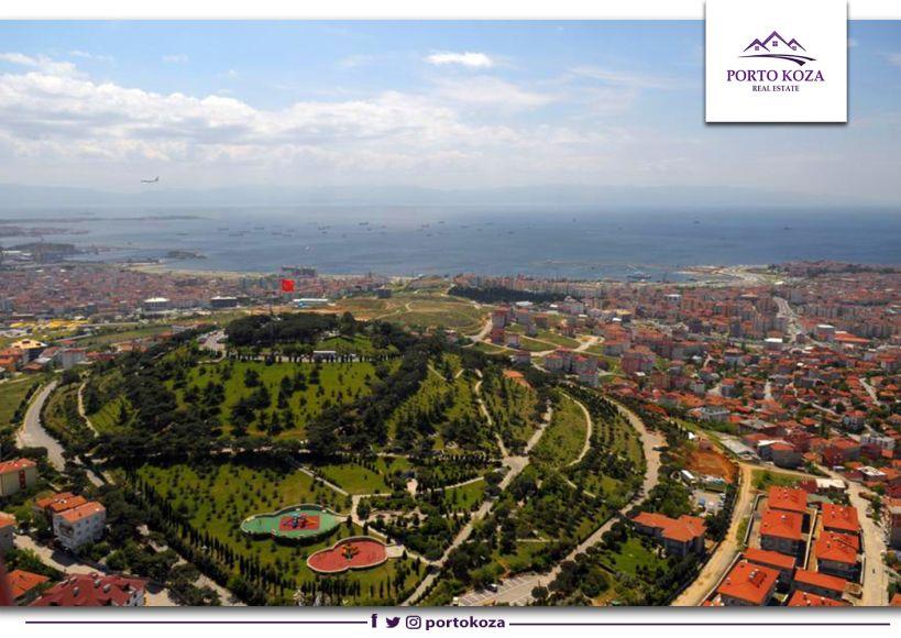 منطقة بندك Pendik في إسطنبول