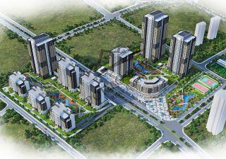 شقق ومحلات ومكاتب للبيع  ضمان حكومي غرف من 2+1 إلى 4+1 في بهشا شهير