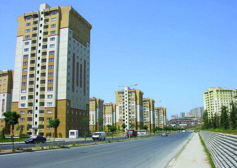 منطقة هالكالي Halkalı في إسطنبول
