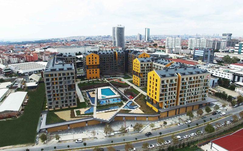 صور مجمع فيروز كوناكلاري 3S Firuze Konakları ، أفجلار ، اسطنبول   بورتوكوزا العقارية