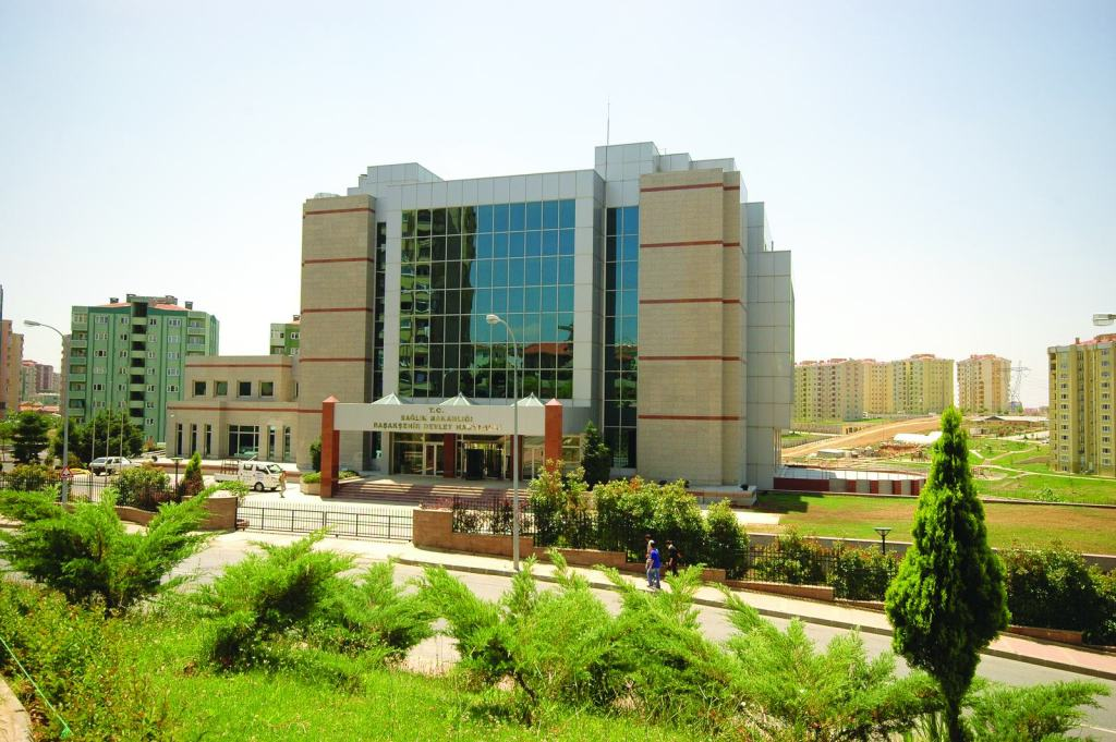 مستشفى باشاك شهير الحكومي (Başakşehir Devlet Hastanesi)