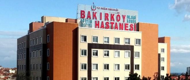 مستشفى بكركوي الحكومي (Bakırköy Dr. Sadi Konuk Eğitim ve Araştırma Hastanesi):