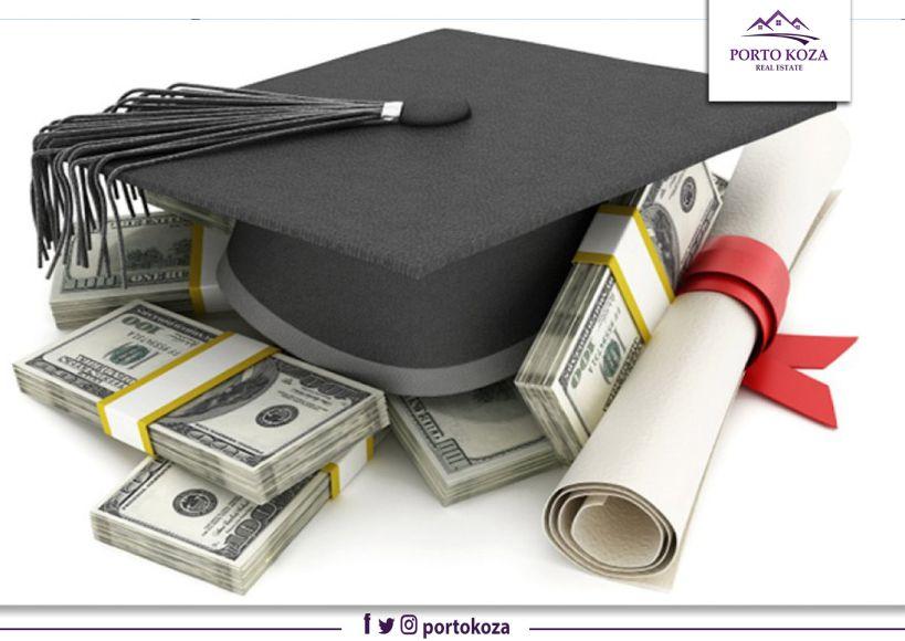 في الجامعات التركيه الخاصة يمكن للطالب الحصول على تخفيض أكثر من 50%