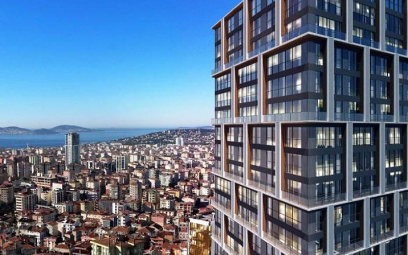 صور مجمع آند باستيل AND Pastel ، كارتال ، اسطنبول   بورتوكوزا العقارية