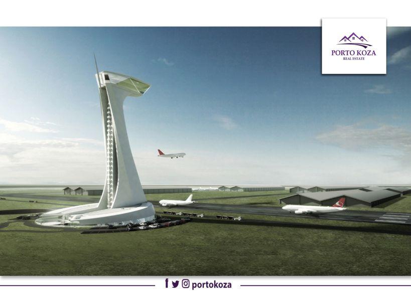مطار اسطنبول الجديد…المدينة المتكاملة