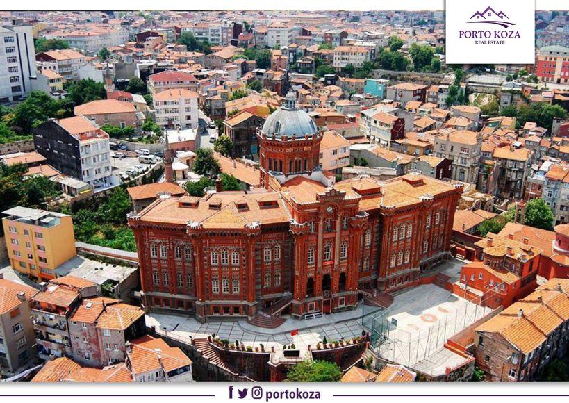 """حي """"بالات"""" من أقدم وأعرق الاحياء بإسطنبول"""