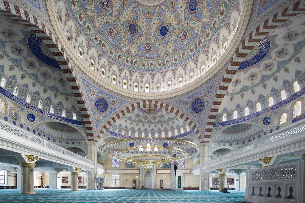 مسجد بيليك دوزو فاتح سلطات محمد Beylikdüzü Fatih Sultan Mehmet