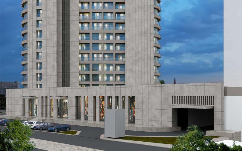 صور مجمع أبراج بولات باسن اكسبريس Polat Tower Basın Ekspres ، باسن اكسبريس ، اسطنبول | بورتوكوزا العقارية