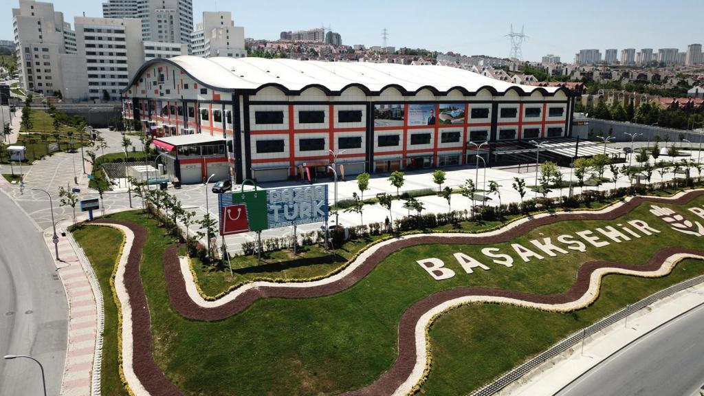 Başakşehir Belediyesi - Pazartürk