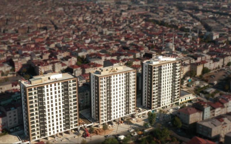 صور مجمع جول بارك ياشام Gül Park Yaşam ، بيرم باشا ، اسطنبول | بورتوكوزا العقارية