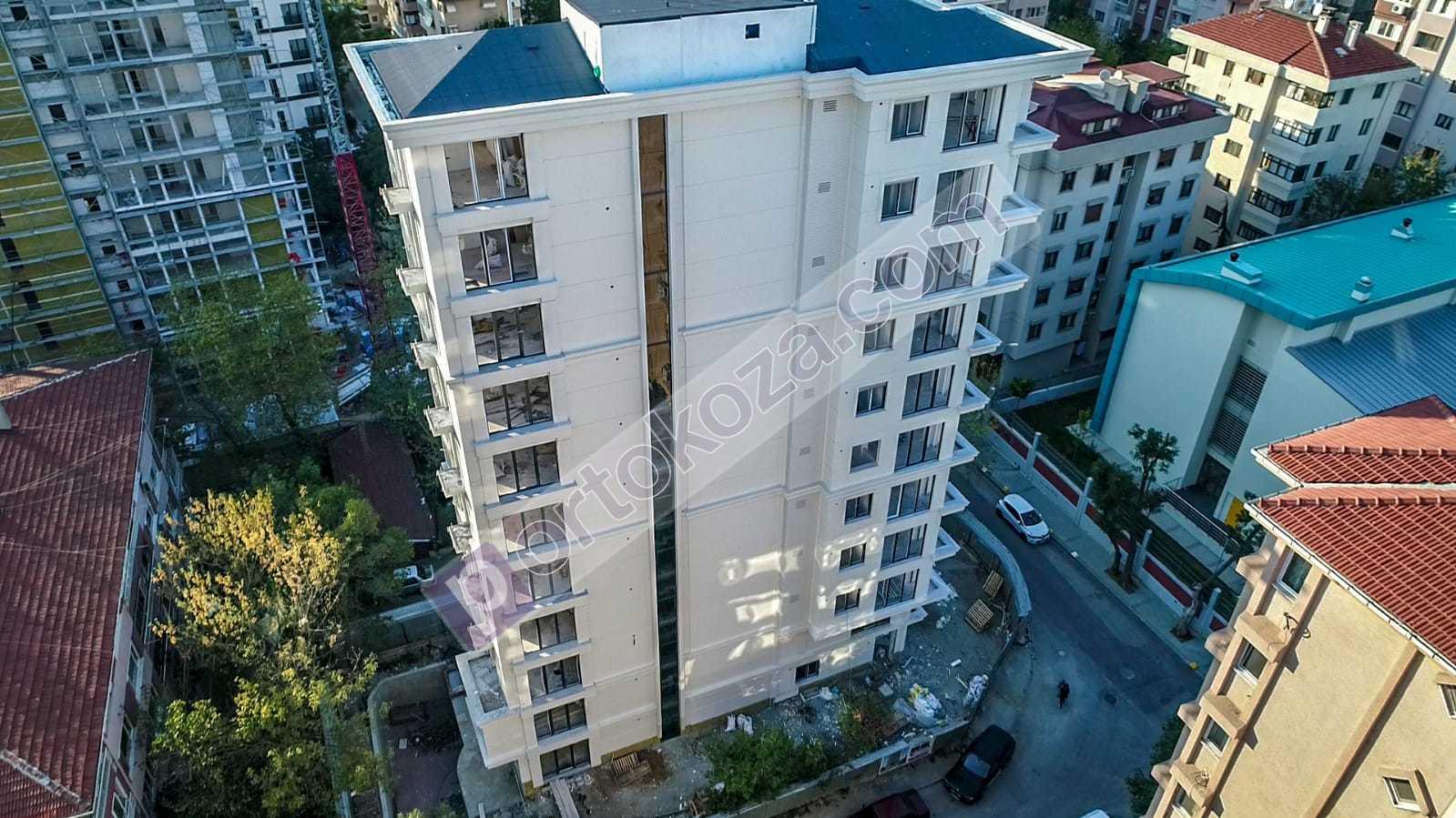 شقة للبيع  غرف 1+1 في كاديكوي