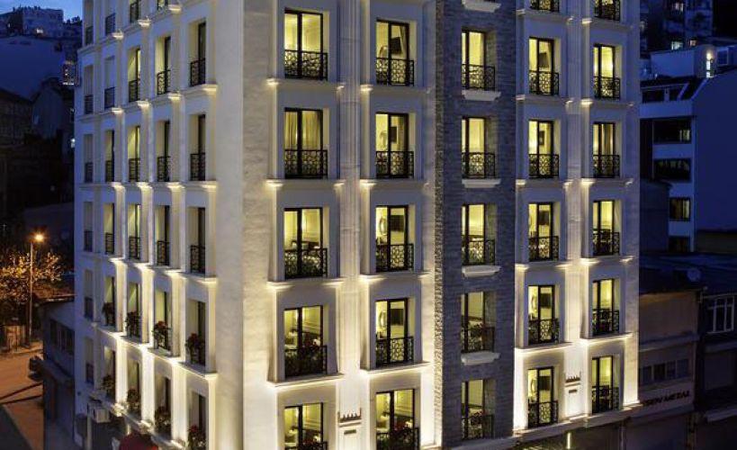 فندق 4 نجوم للبيع والاستثمار في شيشلي قريب من تقسيم