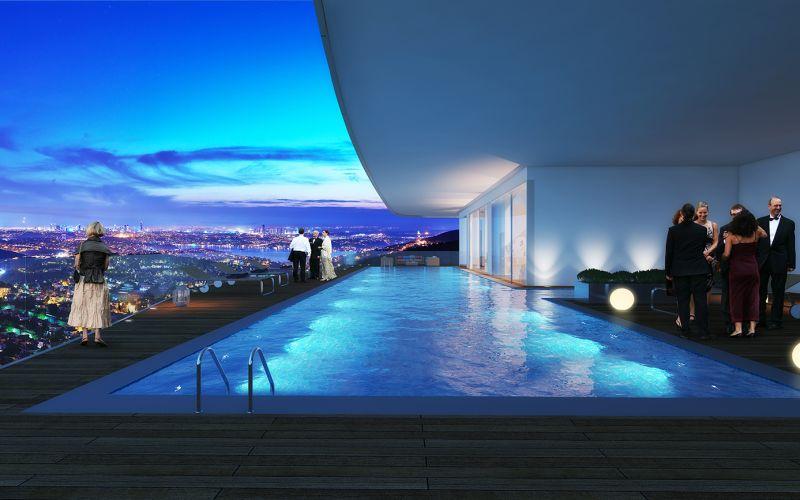 صور  اجار بلو ريزيدانس (Acar Blu Residence) ، بيكوز ، اسطنبول | بورتوكوزا العقارية