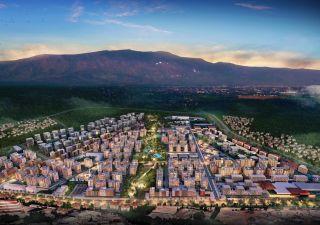 شقق للبيع  عقارات استثمارية غرف من 1+1 إلى 4+1 في كيبيز