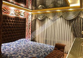 شقة للبيع  على البحر غرف 5+2 في بيليك دوزو