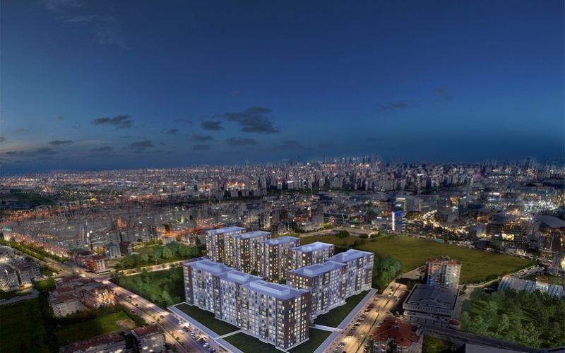 صور  مرمرة ايفليري 4 (Marmara Evleri 4) ، بيليك دوزو ، حي ياكوبلو ، اسطنبول   بورتوكوزا العقارية