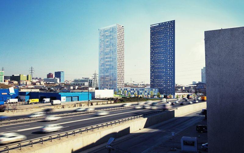 صور  جي يو (G Yoo) ، باغجلار ، حي محمود بيه ، اسطنبول   بورتوكوزا العقارية