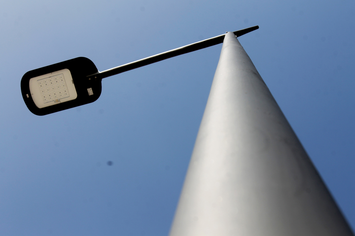 Iluminação LED Porto Maravilha