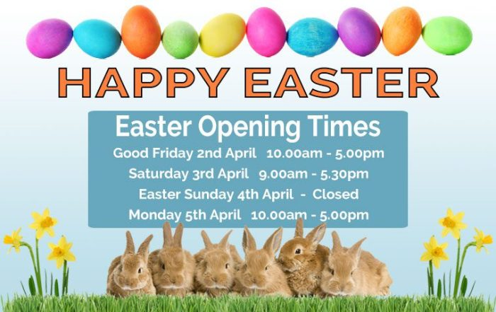 Easter Opening Feature Image