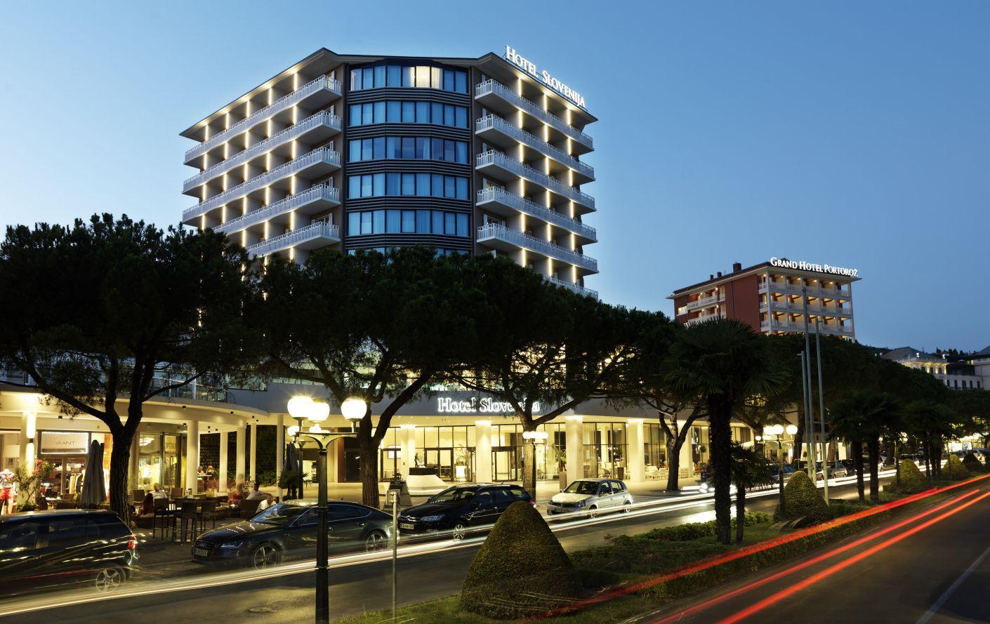 Mind Hotel Slovenija  Portorose e Pirano