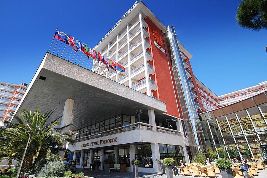 Grand Hotel Portorose  Portorose e Pirano
