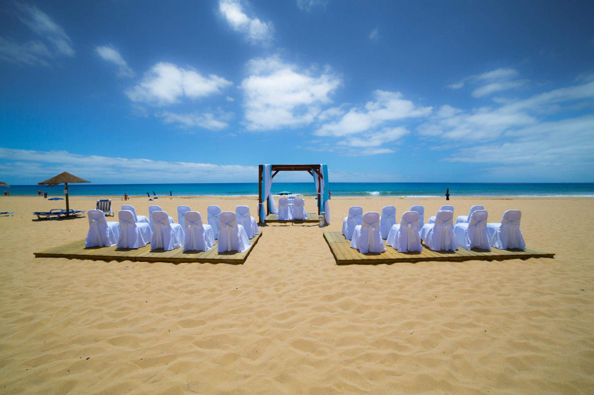 Beach Wedding Porto Santo