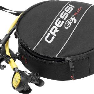 Bolsa Porta Regulador con Malla CRESSI 360