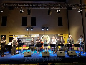 Ingrid Jensen & Barga Jazz Ensemble