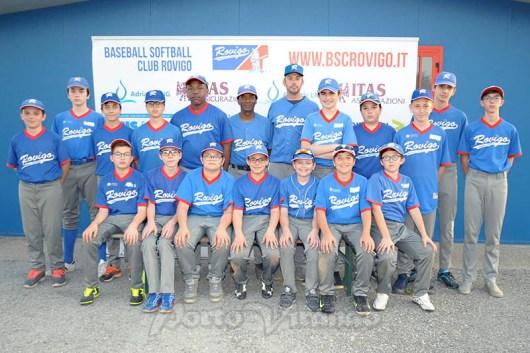Baseball Rovigo Under 14