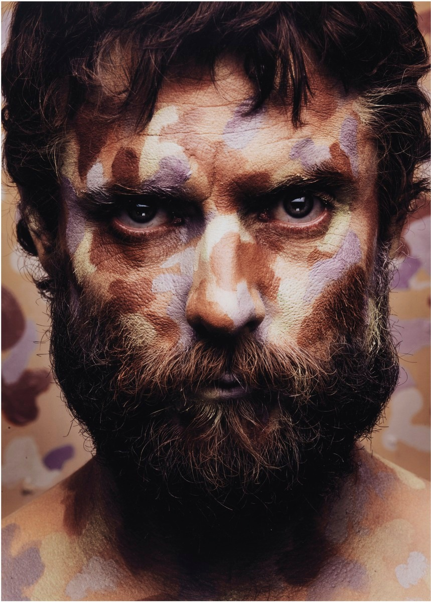 Ben Quilty National Portrait Gallery