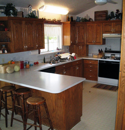 Portrait Kitchens remodel photo gallery of traditional