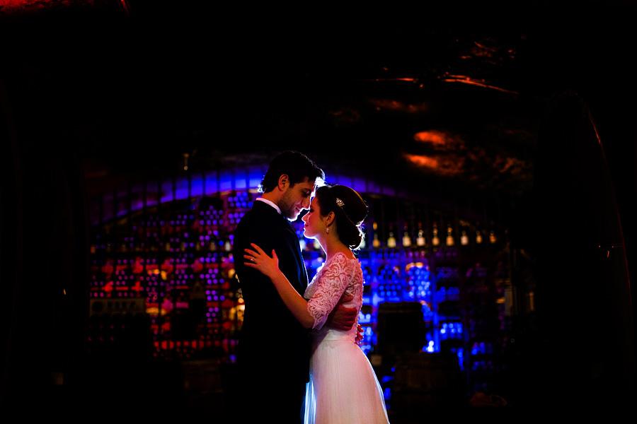 Hochzeitsfotograf Weingut Fitz Ritter Brautpaarportraits
