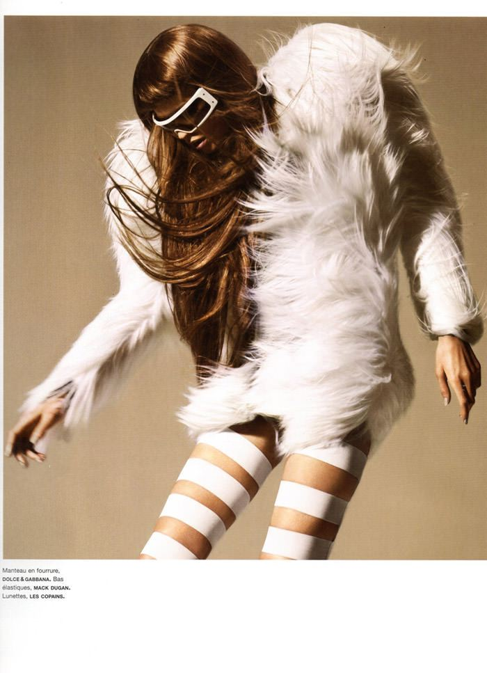 """Abbey Lee Kershaw photographed by Miguel Reveriego in """"Oiseau Rare"""" for Numéro #109 8"""
