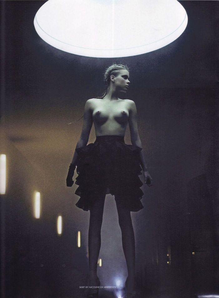 """Anima"" photographed by Signe Vilstrup for Dansk Magazine #22 2"