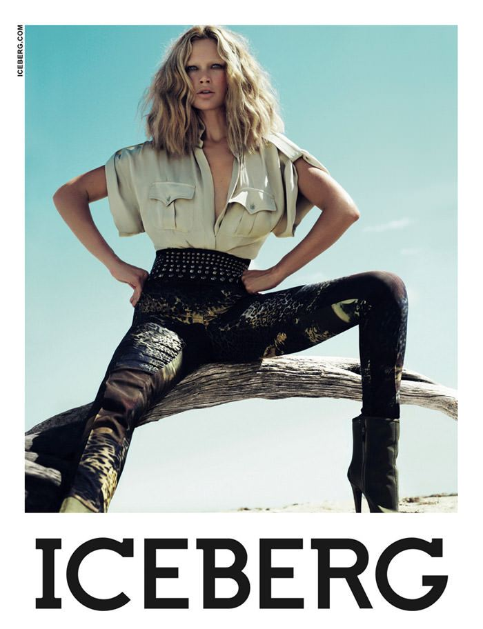 Iceberg - Spring 2010 Campaign: Carolyn Murphy photographed by Mert & Marcus 4