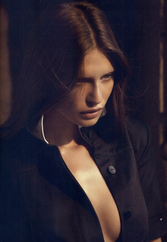 Bianca Balti photographed by Camilla Akrans for Numéro #110 1