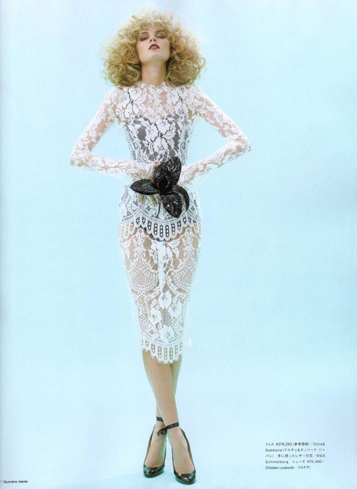 Maryna Linchuk photographed by David Vasiljevic for Numéro Tokyo #34, March 2010 10