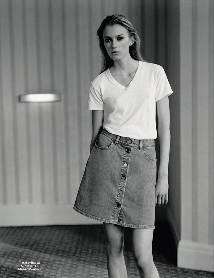 Sigrid Agren photographed by Alasdair McLellan for AnOther Magazine, Spring 2010 12