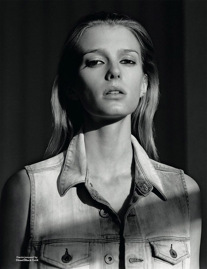 Sigrid Agren photographed by Alasdair McLellan for AnOther Magazine, Spring 2010 3